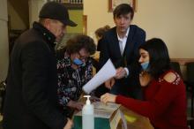 Одеська національна музична академія :: Фотогалерея :: Конференція трудового колективу